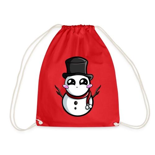 Kawaii Snowman ! - Sac de sport léger