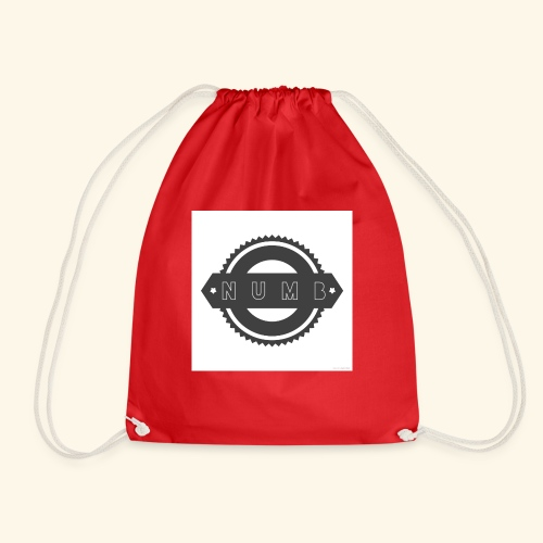 NumbClothingCo logo tee - Drawstring Bag