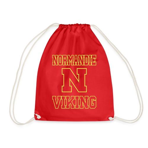 Normandie Viking Def jaune - Sac de sport léger