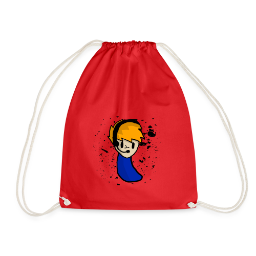 debz spatt - Drawstring Bag