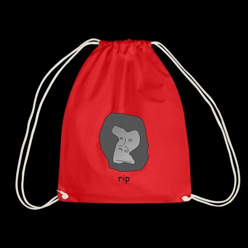 Rip Harambe - Drawstring Bag