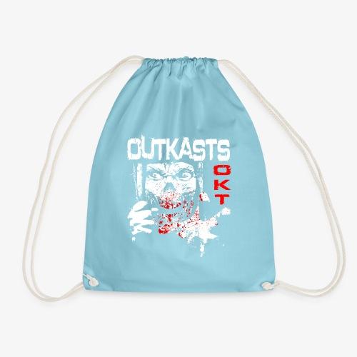 Outkasts Scum OKT Front - Drawstring Bag