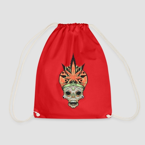 Weed Mitra - Drawstring Bag
