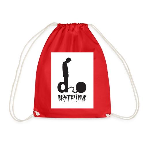 Elro - Do Nothing merchandise. - Drawstring Bag