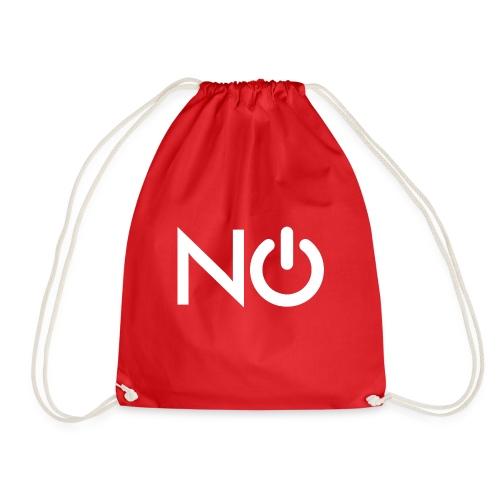 NerdOff™ Blanco - Mochila saco