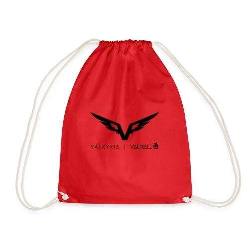 valkyrieblack - Drawstring Bag