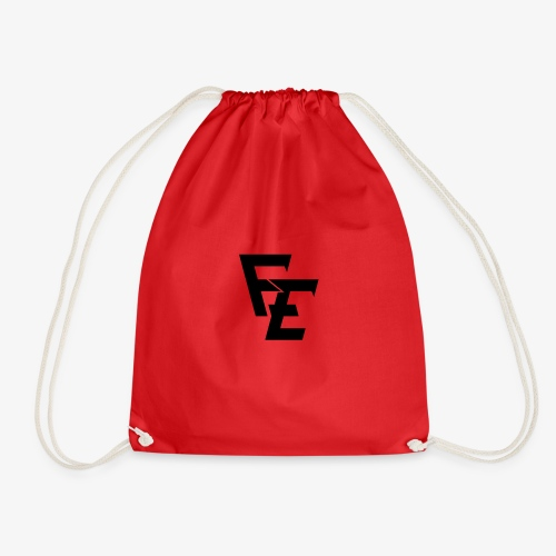FE logo - Drawstring Bag