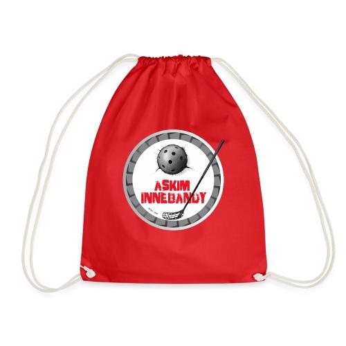 Logo Askim Innebandy - Gymbag