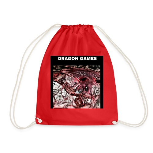 DRAGON GAMES - Sacca sportiva