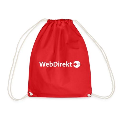 webdirekt logo vector - Turnbeutel