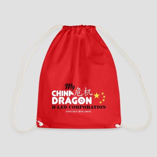China Dragon B-LED Corporation Ghostbox Hörspiel - Turnbeutel