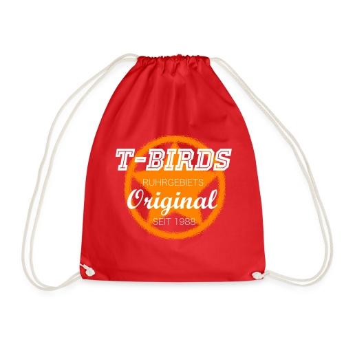 T-Birds1988 dunkel - Turnbeutel