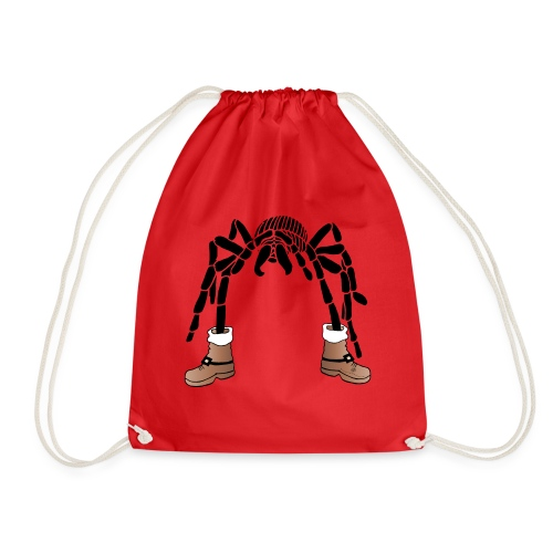 Christmas- Spider - Turnbeutel