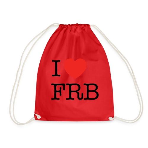 I Love FRB - Bestsellere - Sportstaske