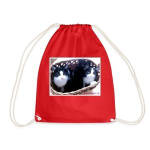 Katzenkorb - Turnbeutel