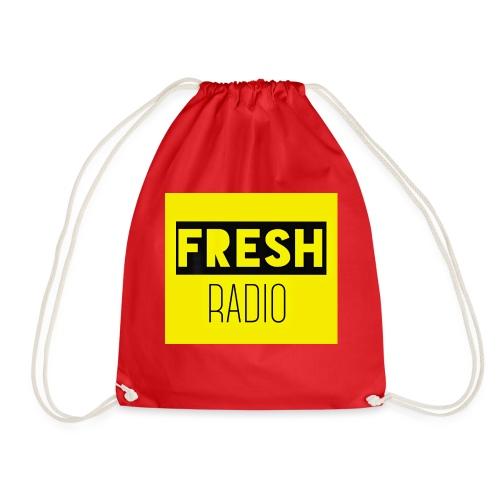 FreshRadio LOGO - Drawstring Bag