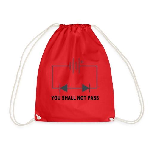 You shall not pass! - Gymtas