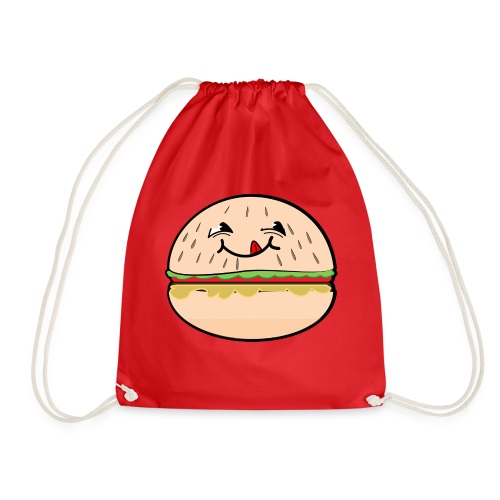 collection hamburger limité - Sac de sport léger