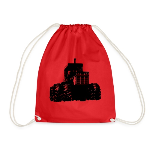IH 4WD Tractor - Drawstring Bag
