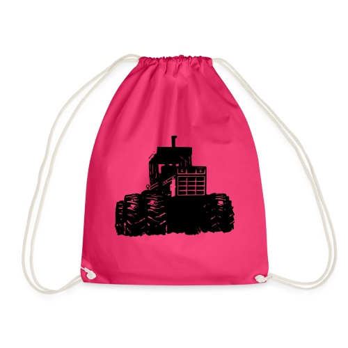 IH 4WD Tractor - Drawstring Bag