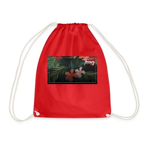 Tassony flowers - bag - Sacca sportiva