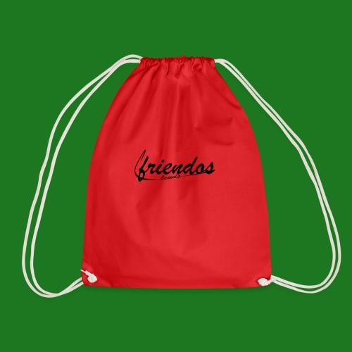 Mannen baseball t-shirt Friendos - Gymtas
