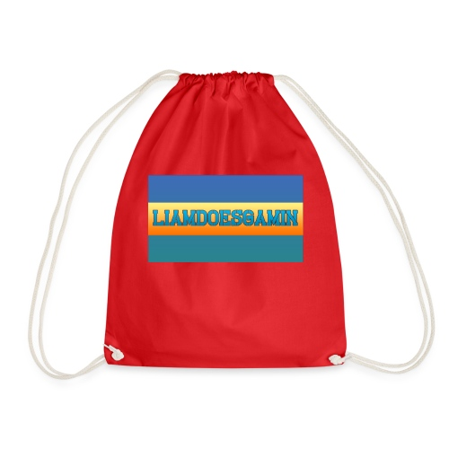 LiamDoesGamin - Drawstring Bag