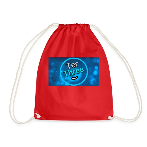 Ter Three official YouTube profile picture - Drawstring Bag
