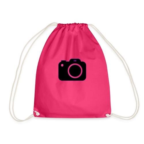FM camera - Drawstring Bag