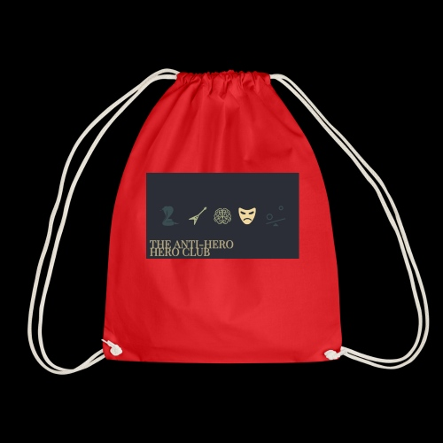 THE ANTI -HERO HERO CLUB T - Drawstring Bag