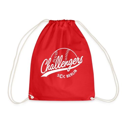 Challengers Logo - Turnbeutel