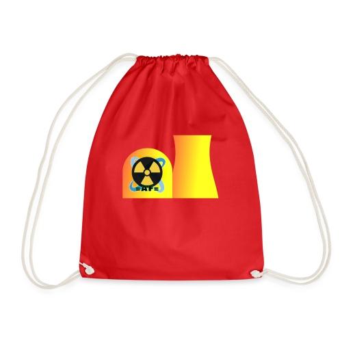 Nuclear powerplant - Drawstring Bag