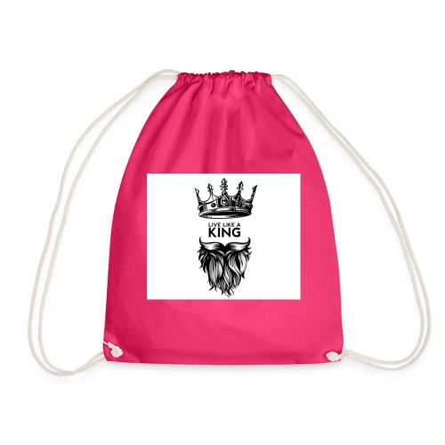 TKT Live Life - Drawstring Bag