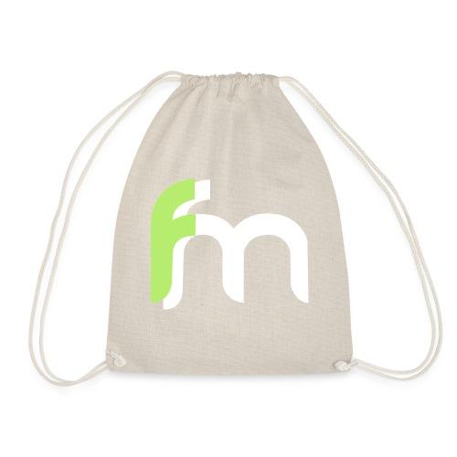 Logo ffm ohne Kreis - Turnbeutel