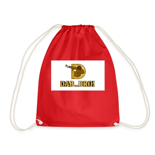 DAB..BRO - Drawstring Bag