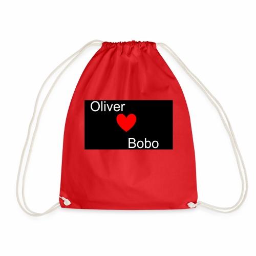Oliver love Bobo - Gymnastikpåse