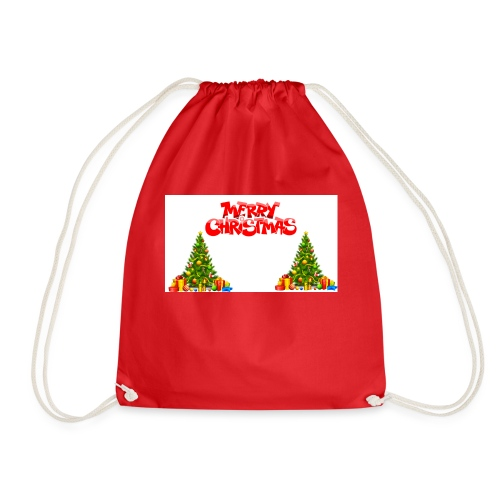 Merrry Christmas (Jule Logo!) - Gymbag