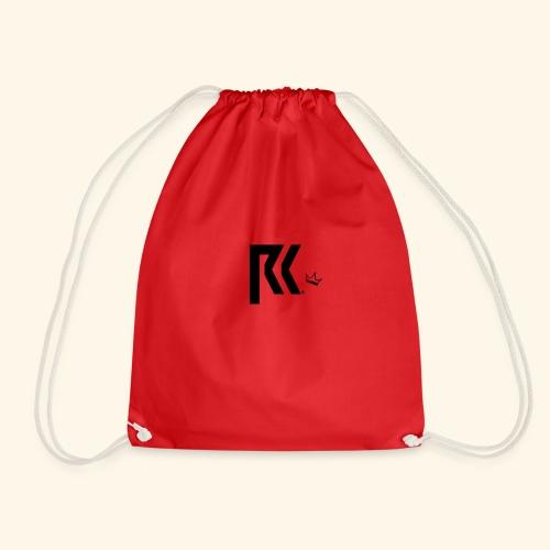 RK Official Design Black - Turnbeutel
