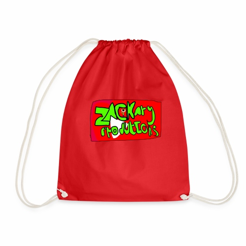 ZackaryProductions Desgin - Drawstring Bag