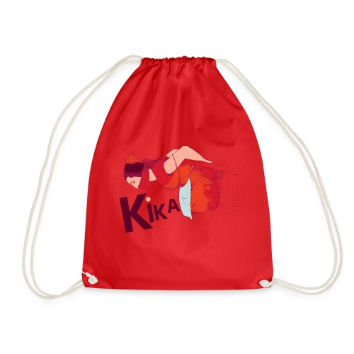 kika-png - Drawstring Bag