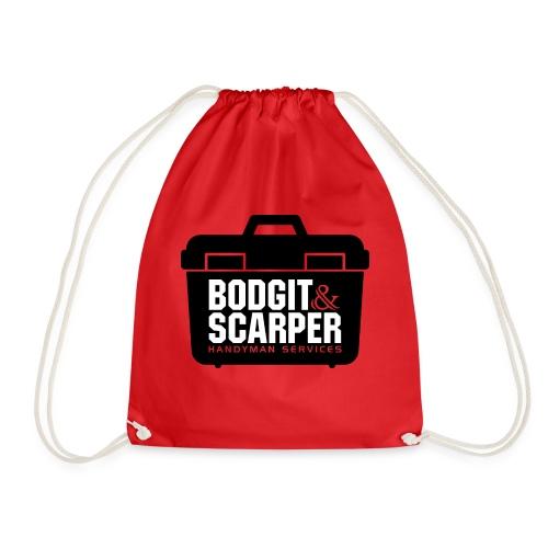 Bodgit & Scarper - Drawstring Bag