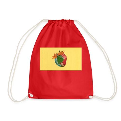 Heartbeat - Drawstring Bag