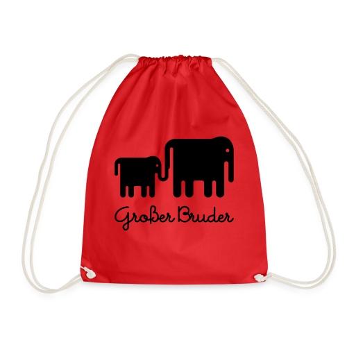 Elefant GB - Turnbeutel