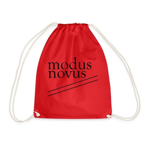 modus novus - Turnbeutel