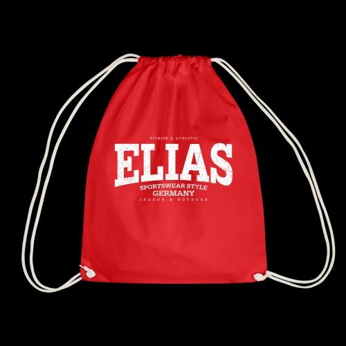 Elias (white oldstyle) - Turnbeutel