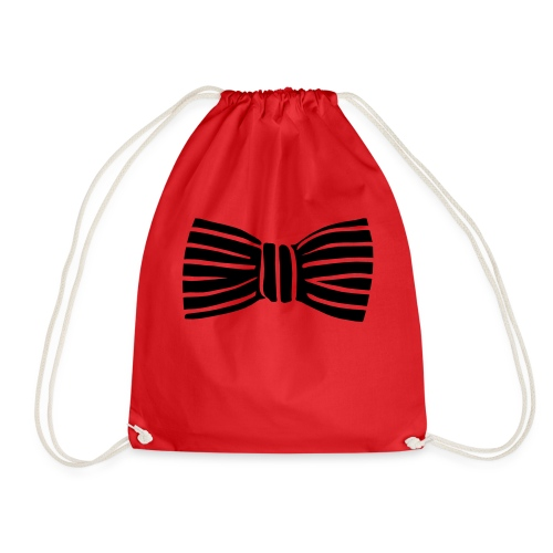 bow_tie - Drawstring Bag