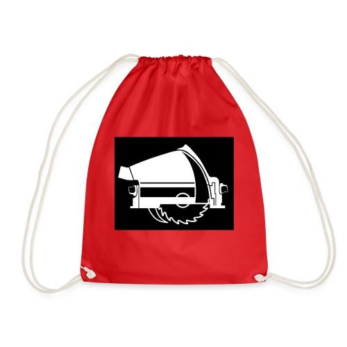 saw - Drawstring Bag