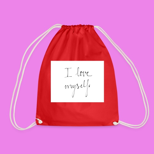 tumblr nhfkg479nQ1u66e4no1 1280 - Drawstring Bag