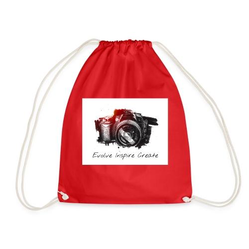 Evolve Inspire Create - Drawstring Bag