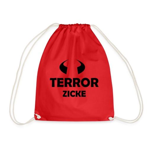 Terrorzicke - Turnbeutel